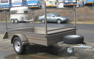 Horse Floats & Trailers Gympie – Nobbys Welding